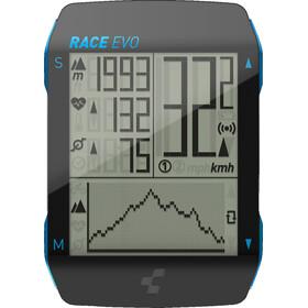 Cube Race EVO Ciclocomputer, nero